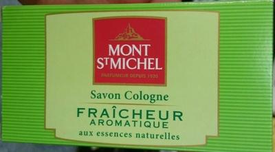 Savon Cologne Fraîcheur Aromatique - Product - fr