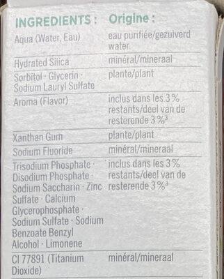 Expert Complet 10 - Ingredients - fr