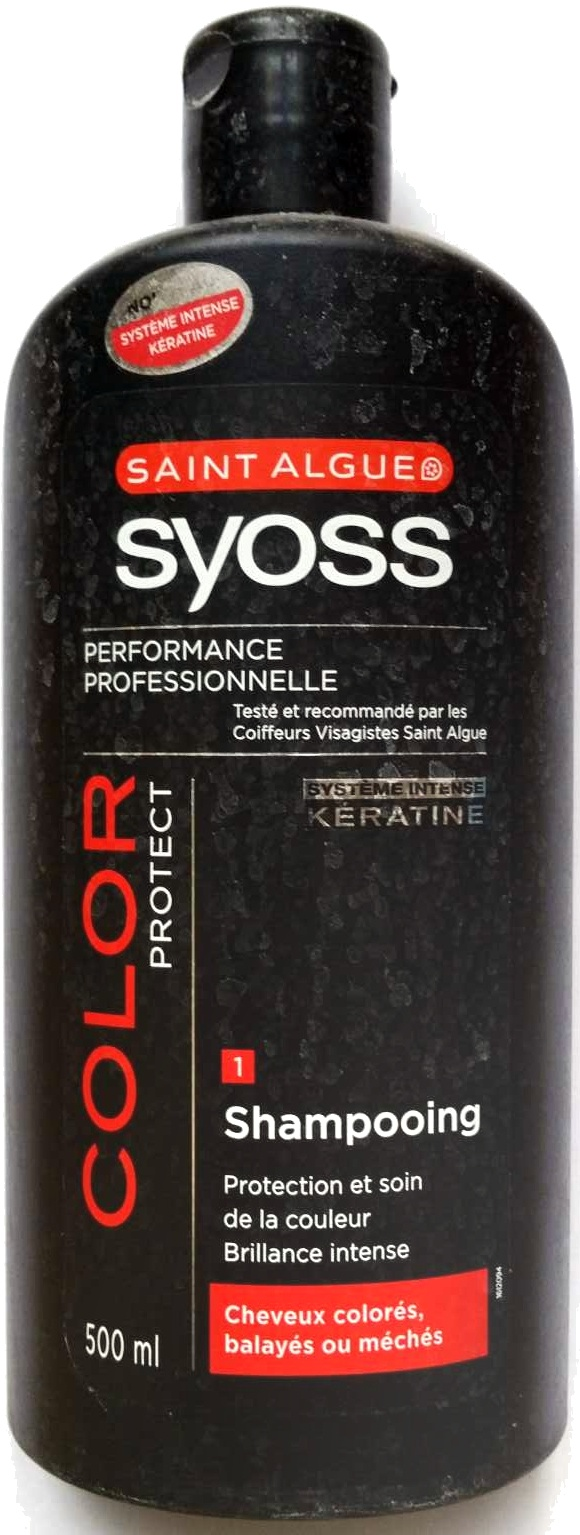 Syoss Color Protect Shampooing - Produit