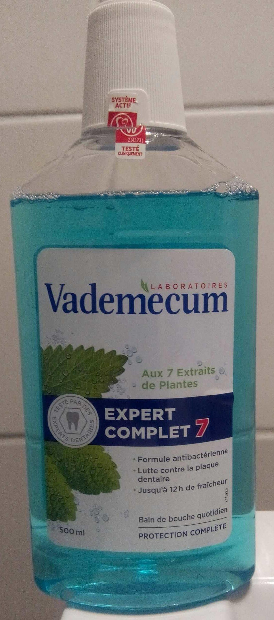 Bain de bouche EXPERT COMPLET 7 - Product