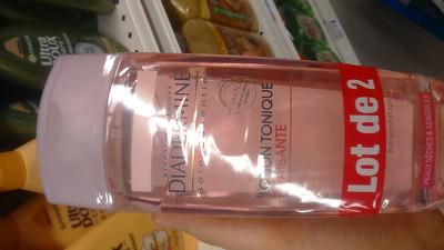 Lotion tonique apaisante - 1