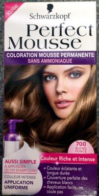 Perfect Mousse Blond Foncé 700 - Product