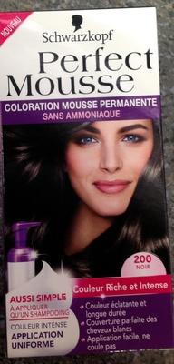 Perfect Mousse Noir 200 - Product