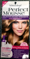 Perfect Mousse Blond Praline 750 - Product