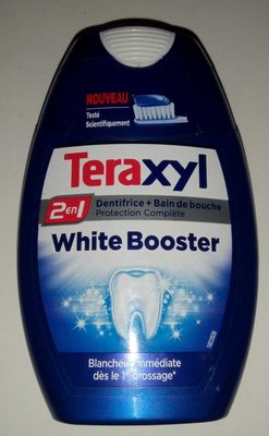 White booster - Product - fr