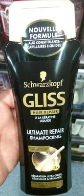 Gliss Hair Repair Ultimate Repair Shampooing - Product