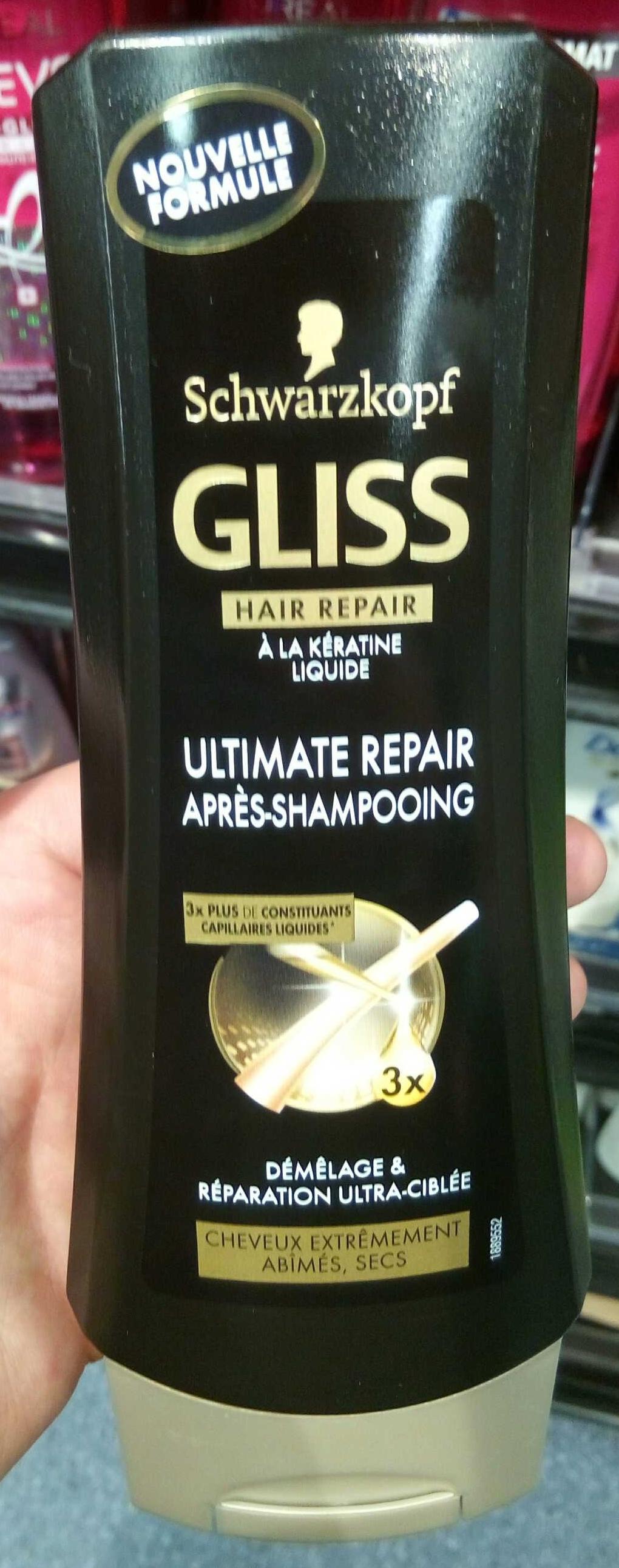 Gliss Hair Repair Ultimate Repair Après-shampooing - Product