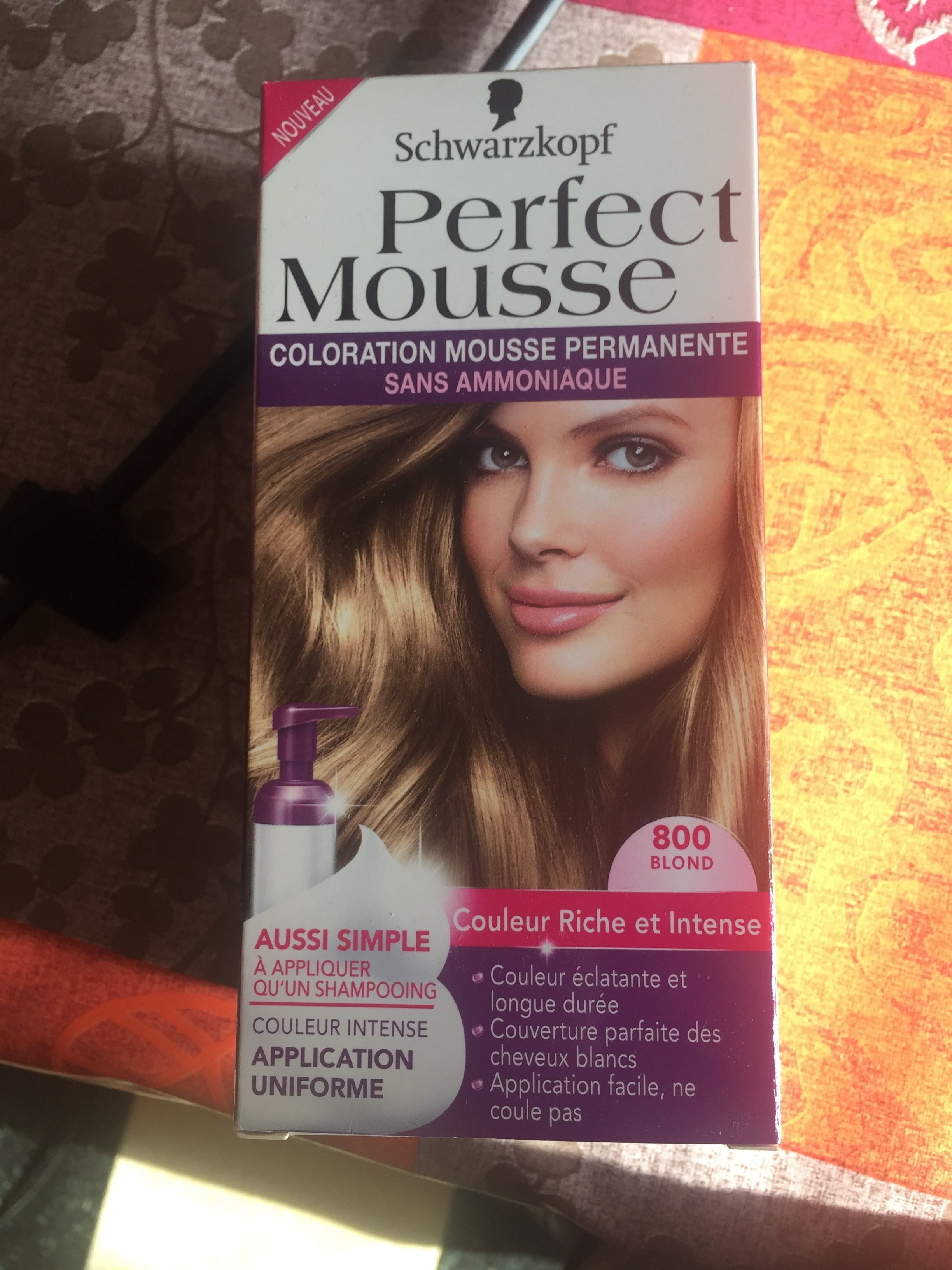 Perfect mousse - Produit - fr