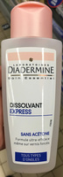Dissolvant Express sans acétone - Produit - fr