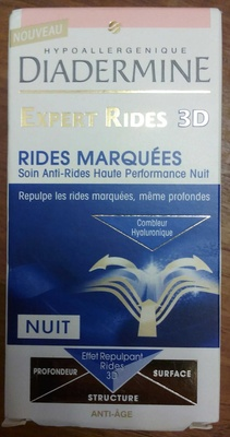 Expert rides 3D - Soin anti-rides haute performance nuit - Product