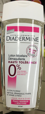 Lotion micellaire démaquillante Haute Tolérance - Product - fr