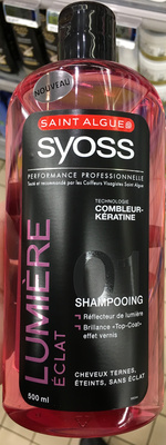 Syoss Eclat Lumière Shampooing - Product