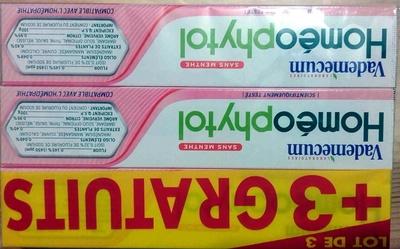 Vademecum Homéophytol - Product - en