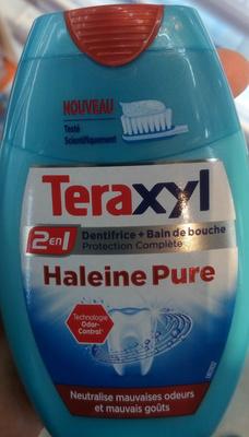 Haleine pure - Produit
