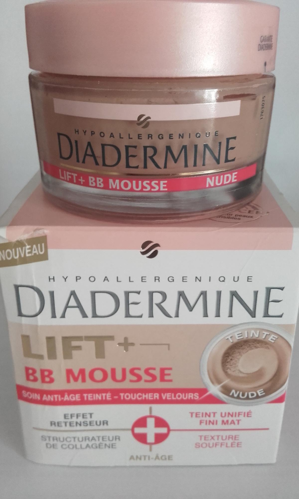 Lift + BB mousse Soin Anti-âge Teinté - Product