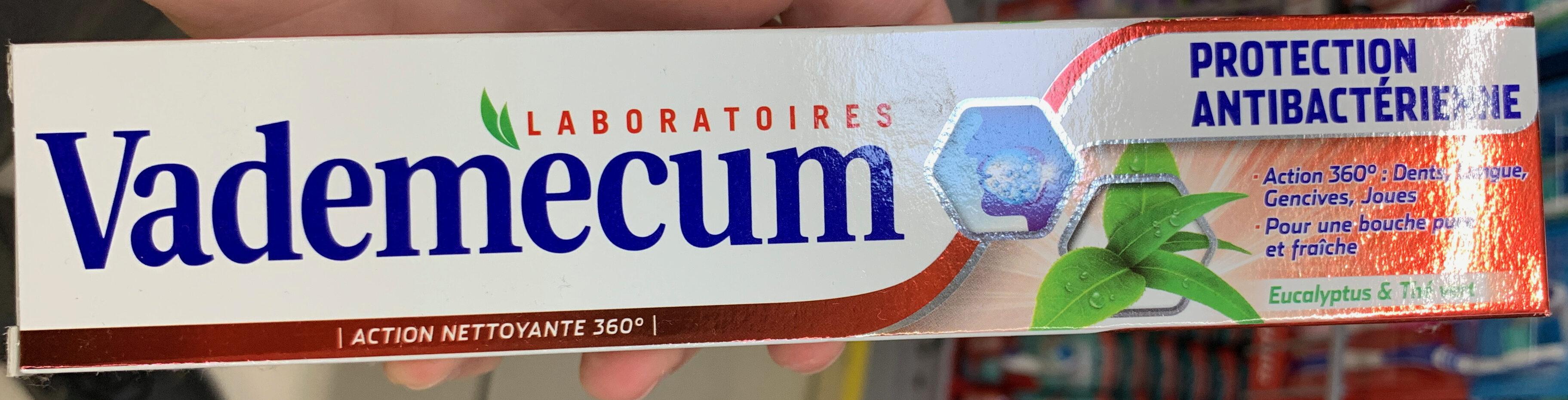 Protection Antibactérienne - Produit - fr