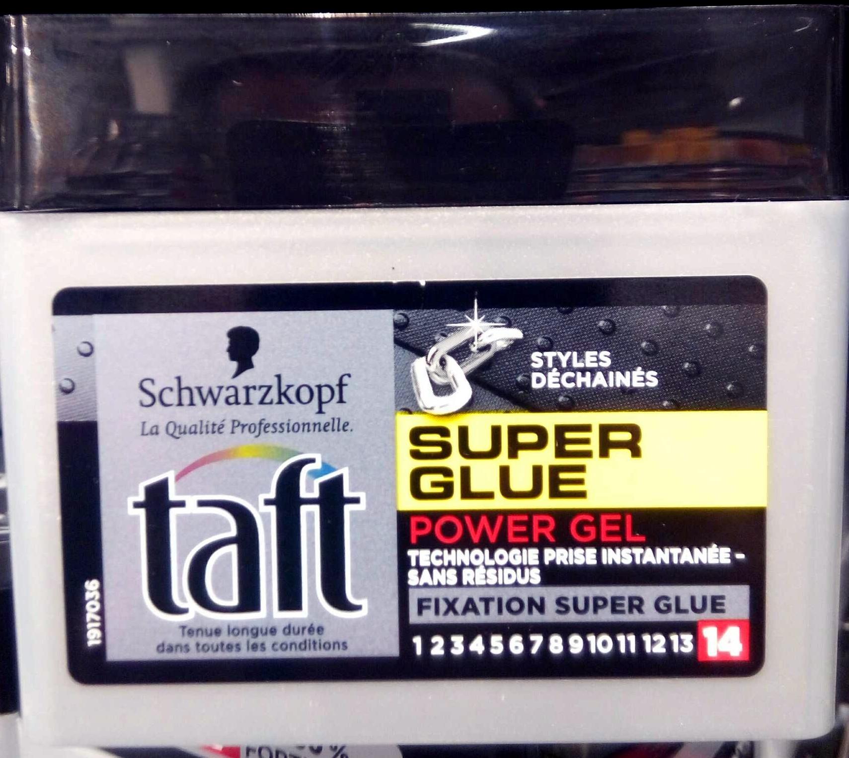 Super Glue Power Gel - Product