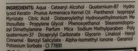 Syoss Kératine Perfection après shampooing (lot de 2) - Ingredients