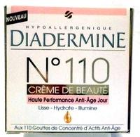 N°110 Crème de beauté haute performance anti-âge jour - Product