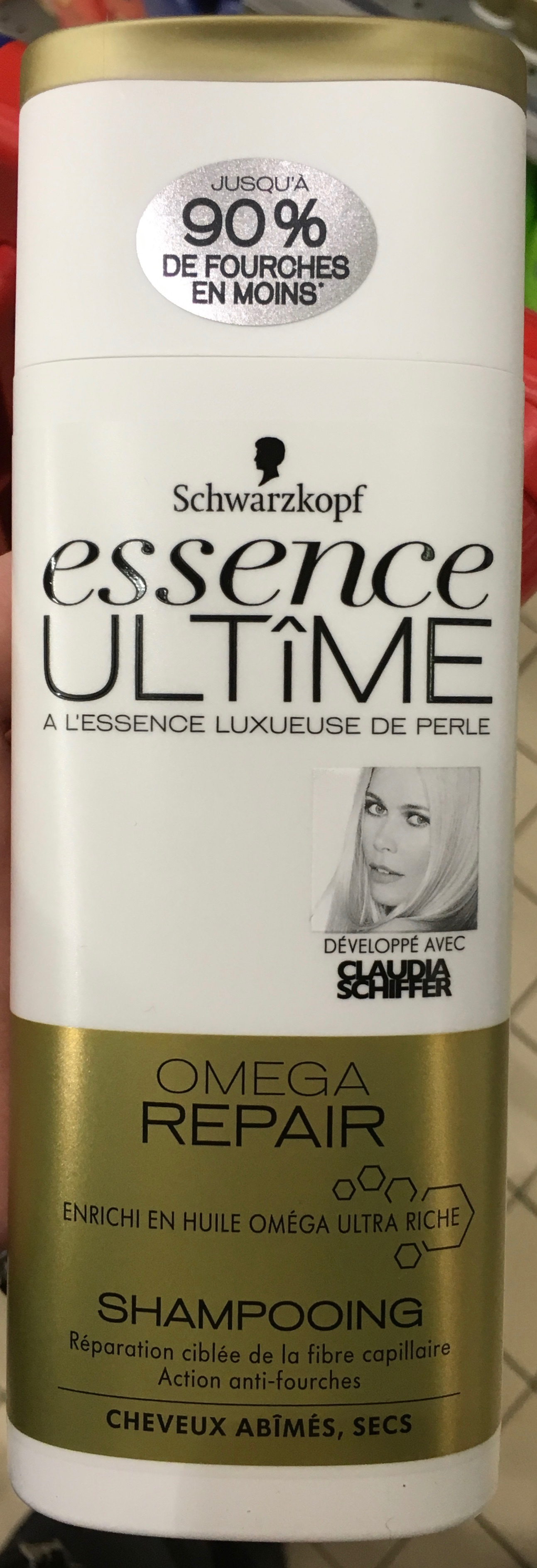 Essence Ultime Omega Repair Shampooing - Product