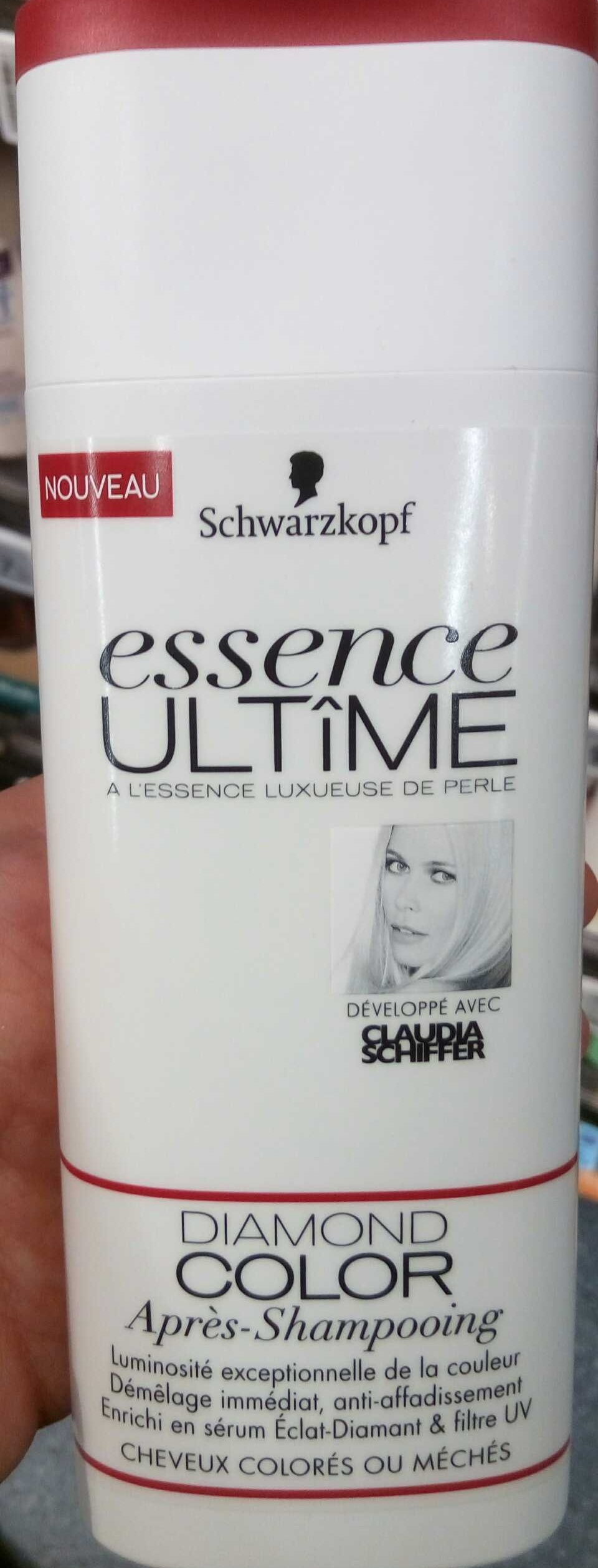 Essence Ultîme Diamond Color Après-Shampooing - Produit