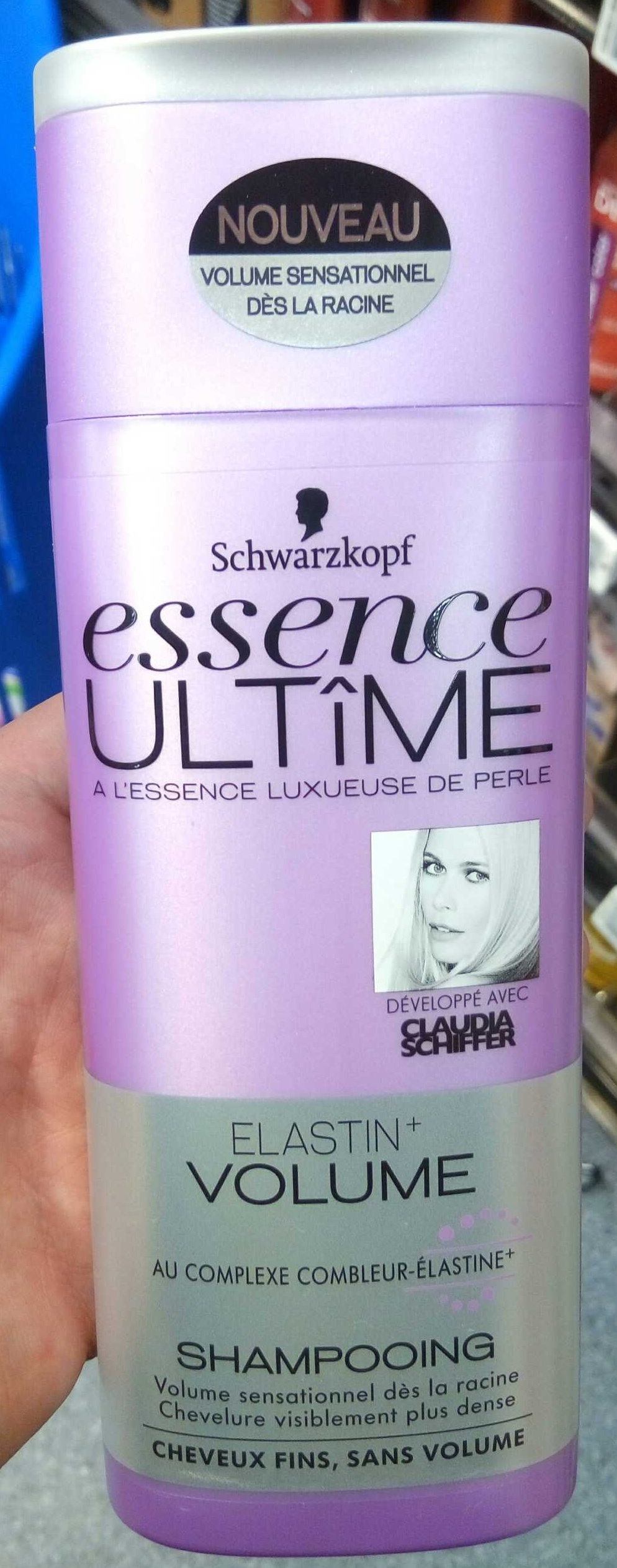 Essence Ultîme Elastin Volume Shampooing - Product - fr