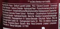 Essence Ultîme Lotus Blossom+ Color Protect - Ingredients - fr