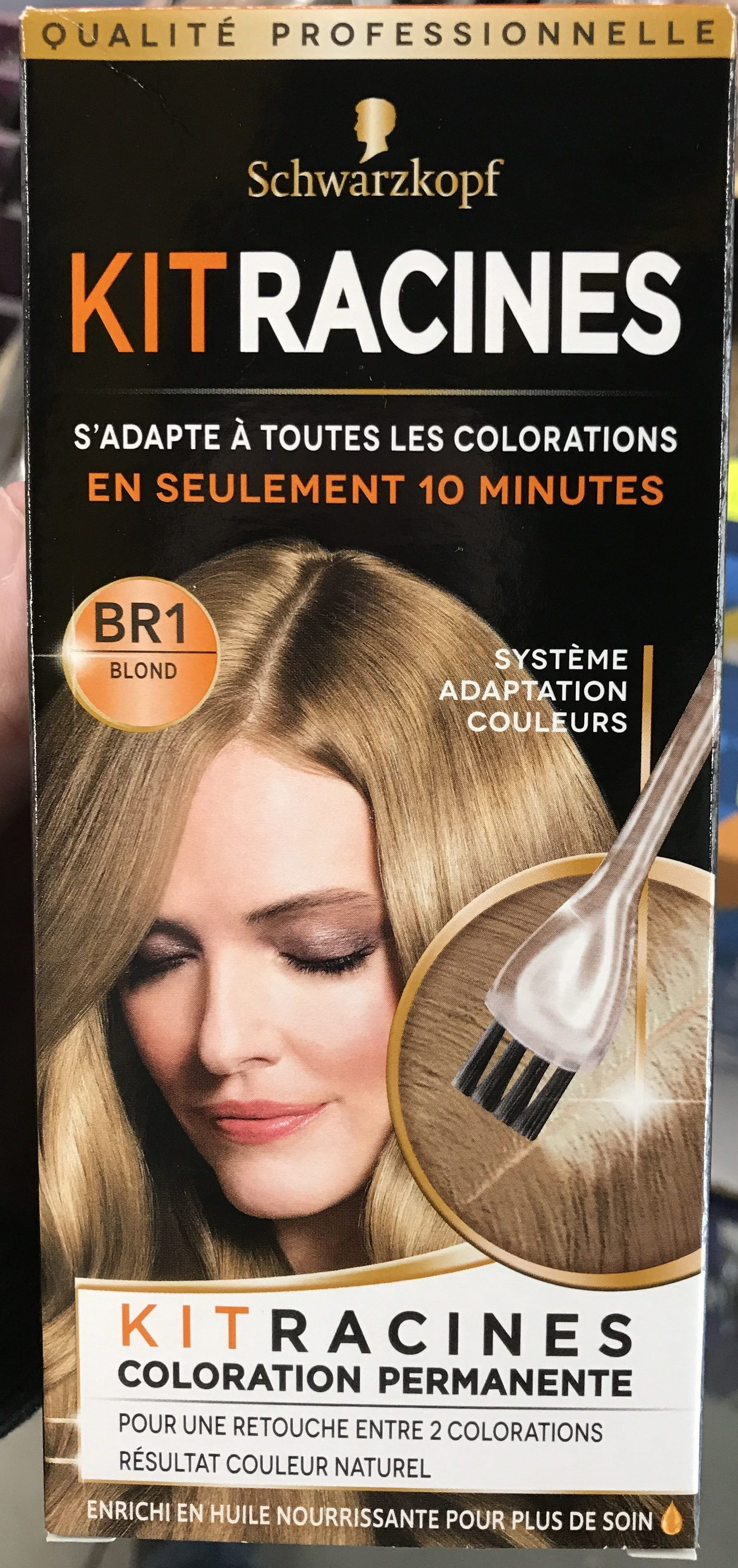 Kit Racines Blond BR1 - Product - fr