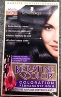 Kératine Color Noir Cachemire 1.0 - Product