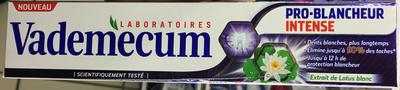 Pro-Blancheur Intense extrait de lotus blanc - Product - fr