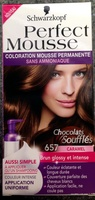 Perfect Mousse Chocolats Soufflés Caramel 657 - Product