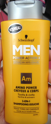 Amino Power cheveux & corps - Product