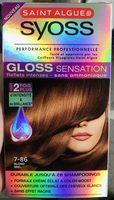 Syoss Gloss Sensation Blond Miel 7-86 - Product - fr
