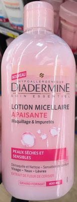 Lotion Micellaire Apaisante - Product - fr