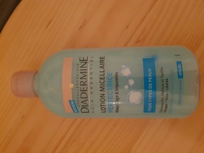 Lotion micellaire protectrice - Produit