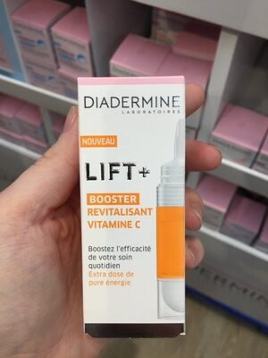 Lift + - Booster revitalisant vitamine C - Product - fr