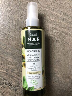 Spray démêlant sans rinçage Riparazione - Product - en
