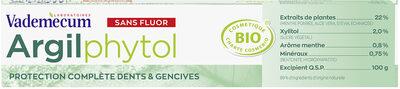 Argilphytol - Product - fr