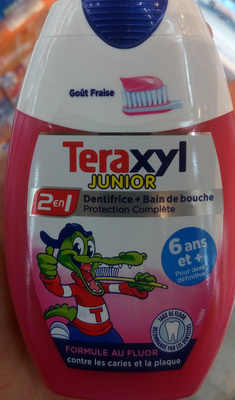 Junior goût fraise - Product - fr