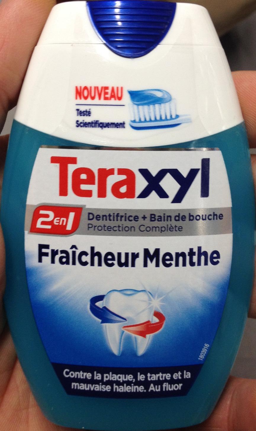 Fraîcheur menthe - Product - fr
