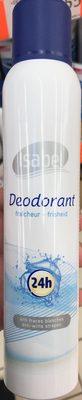 Déodorant fraîcheur 24h - Product - fr