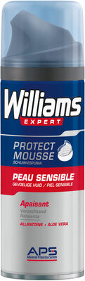 Williams Protect Mousse à Raser Peau Sensible - Produit - fr