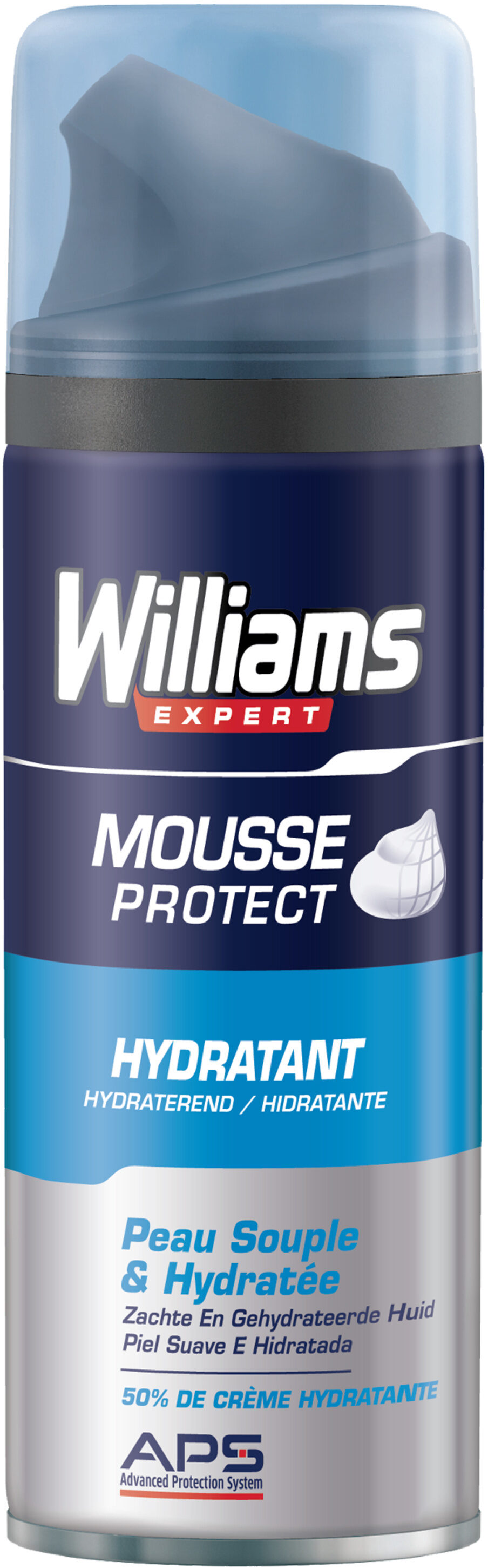 Williams Mousse à Raser Hydratant - Product - fr