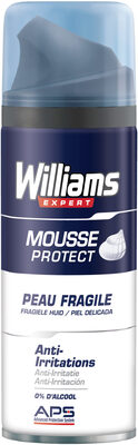 Williams Mousse à Raser Peau Fragile - Product - fr