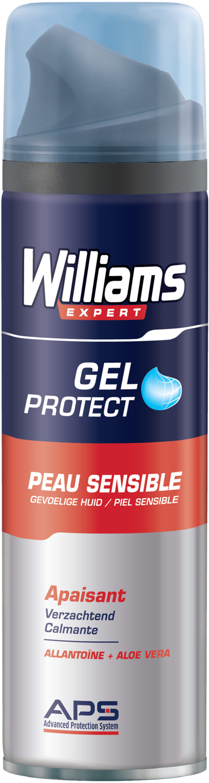 Williams Gel à Raser Homme Peau Sensible - Product - fr
