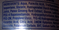 Protect Gel hydratant - Ingredients - fr