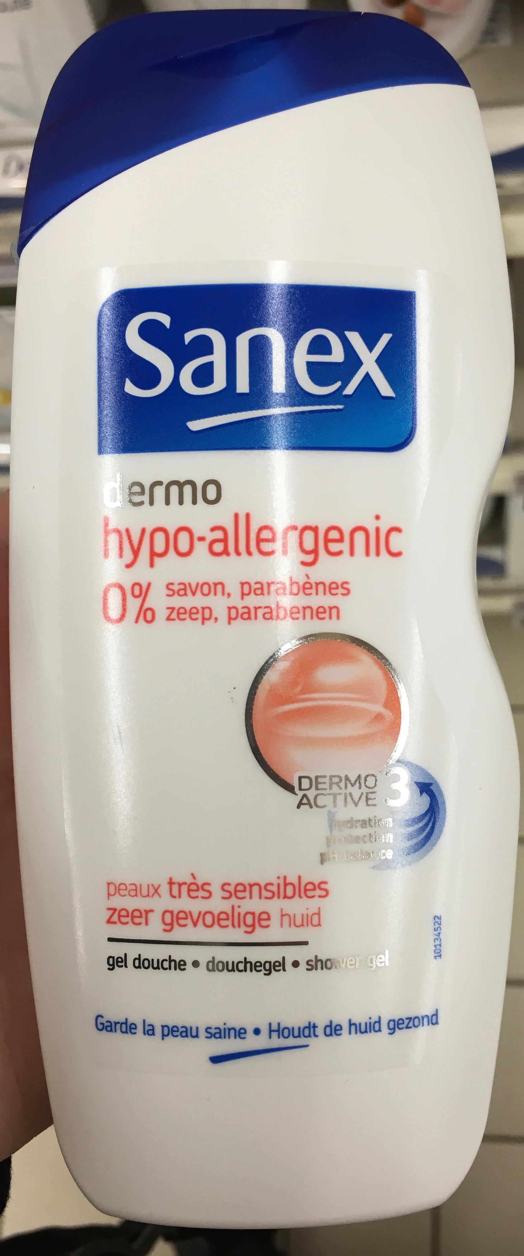 Dermo Hypo-allergenic - Produit