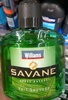 Savane après rasage vert sauvage - Produit