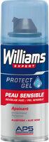 Williams Mini Gel à Raser Peau Sensible - Produit - fr