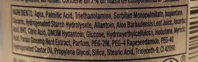 Williams Gel Protect - Ingredients